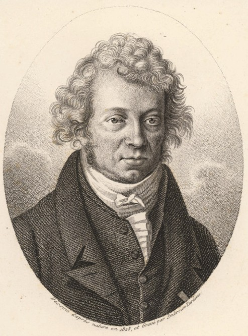Andre Ampere Wikipedia Commons